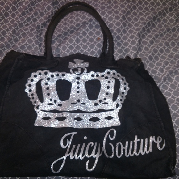 Juicy Couture Handbags - Juicy Couture large hand bag